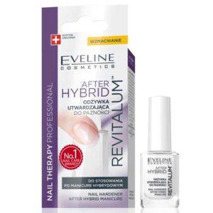 Eveline Nail Therapy Professional Кондиционер укрепляющий после гибридного и гелевого маникюра, 12 мл 17