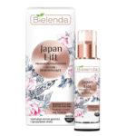 Bielenda Japan Lift Сыворотка против морщин восстанавливающая день/ночь с пептидами Syn-Ake, риса, экстрактом камелии, 30 мл 2
