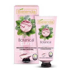Bielenda Botanical Clais Веганский крем день/ночь нормализующий с розовой глиной и экстрактом ягод асаи, для сухой, обезвоженной и чувствительной кожи, 50 мл 23