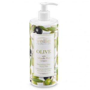 Vellie Cosmetics Olive Увлажняющее молочко для тела, 400 мл 2