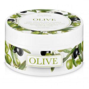 Vellie Cosmetics Olive Питательный крем для тела, 200 мл 1