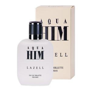 Lazell Туалетная вода для мужчин Aqua Him, 100 мл 98