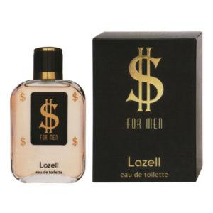 Lazell Туалетная вода для мужчин $ for Men, 100 мл 96