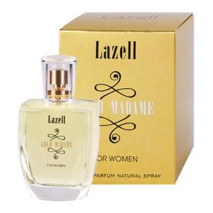 Lazell Парфюмерная вода для женщин Gold Madame, 100 мл 79