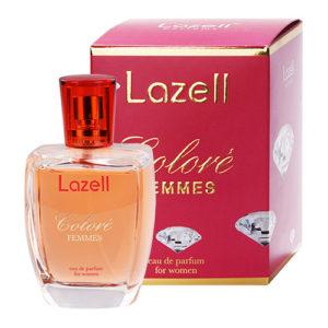 Lazell Парфюмерная вода для женщин Colore Femme, 100 мл 76