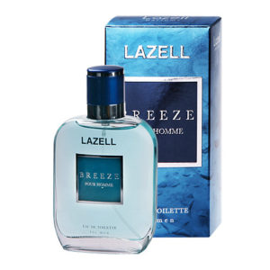 Lazell Туалетная вода для мужчин Breeze pour Homme, 100 мл 99