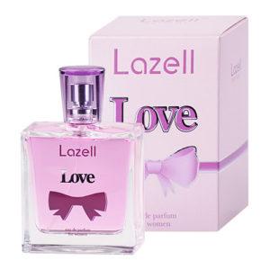 Lazell Парфюмерная вода для женщин Love, 100 мл 84