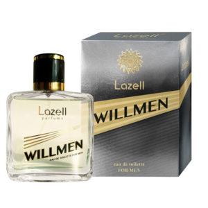 Lazell Туалетная вода для мужчин Willmen, 100 мл 78