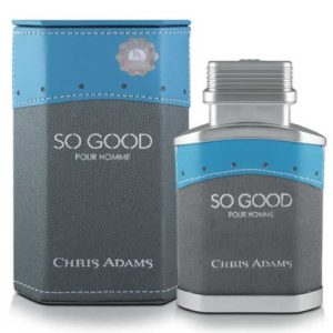 Chris Adams Парфюмированная вода для мужчин So Good, 80 мл 33