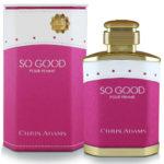 Chris Adams Парфюмированная вода для женщин So Good, 80 мл 2
