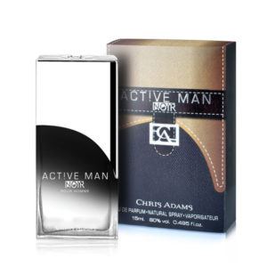 Chris Adams Парфюмированная вода для мужчин Active Man Noir, 15 мл 5
