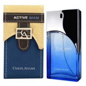Chris Adams Парфюмированная вода для мужчин Active Man, 100 мл 4