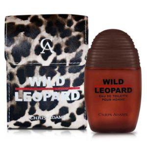 Chris Adams Туалетная вода для мужчин Wild Leopard, 100 мл 35