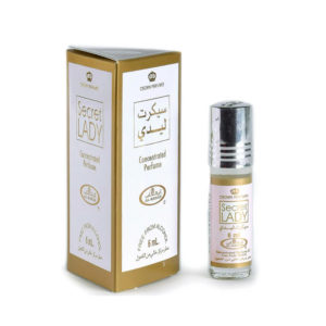 Crown Perfumes Духи масляные для женщин Secret Lady Секрет леди цветочный, восточный, сладкий, 6 мл 4