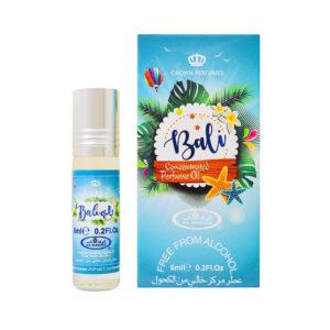 Crown Perfumes Духи масляные унисекс Bali Бали фруктовый, восточный, 6 мл 6