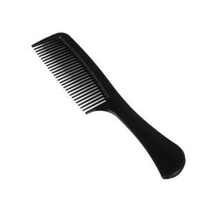 Togu Гребень с ручкой (чёрный пластик), 220 мм 8