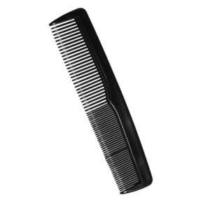 Togu Гребень комбинированный, универсальный (чёрный пластик), 190 мм 8