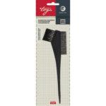 Togu Кисть для окраски волос с расчёской (чёрный пластик) 1