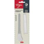 Togu Пилка керамическая в чехле с фигурной ручкой, 140 мм 2