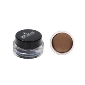 Rimalan Крем-гель тени для век Cream Gel Shadow, тон 04 розовая бронза 6