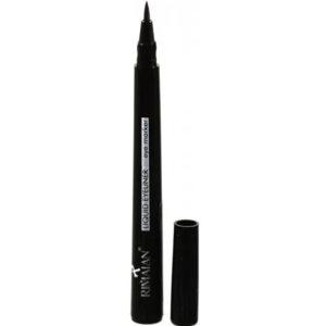 Rimalan Подводка-фломастер для глаз Eye Maker Liquid Eyeliner, EL333, тон чёрный, 1.6 г 22