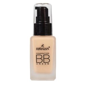 Rimalan Тональный крем BB Foundation Cream, FBB-17, тон 02 натуральный, 35 мл 58