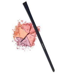 Parisa Кисть для макияжа нижнего века, нанесения теней в уголках глаз и создания тонких линий P16, 1 шт 16