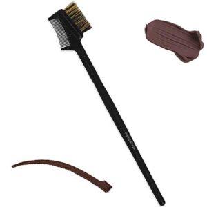 Parisa Кисть для придания формы ресниц и бровей P20, 1 шт 25