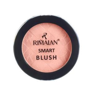 Rimalan Румяна компактные 1-цветные Smart Blush BL001, тон 03 матовый натуральный, 9 г 6