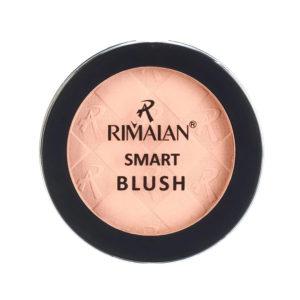 Rimalan Румяна компактные 1-цветные Smart Blush BL001, тон 04 матовый бежевый, 9 г 1