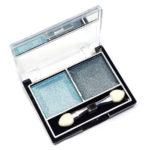 Mildlook Тени для век 2 цвета Eyeshadow, ES 0 5022, тон 06 голубой+дымчато-голубой 1