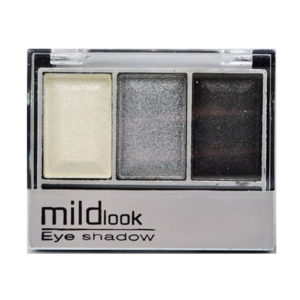 Mildlook Тени для век 3 цвета Eyeshadow, 5033, тон 01, 6 г 6