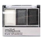 Mildlook Тени для век 3 цвета Eyeshadow, 5033, тон 02, 6 г 2