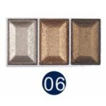 Mildlook Тени для век 3 цвета Eyeshadow, 5033, тон 06, 6 г 2