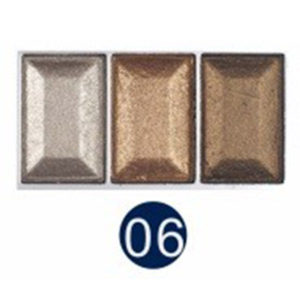 Mildlook Тени для век 3 цвета Eyeshadow, 5033, тон 06, 6 г 14
