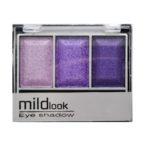 Mildlook Тени для век 3 цвета Eyeshadow, 5033, тон 09, 6 г 2