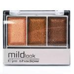 Mildlook Тени для век 3 цвета Eyeshadow, 5033, тон 13, 6 г 1