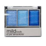 Mildlook Тени для век 3 цвета Eyeshadow, 5033, тон 17, 6 г 1