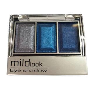 Mildlook Тени для век 3 цвета Eyeshadow, ES 0 5033, тон 18 9