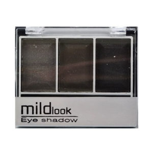 Mildlook Тени для век 3 цвета Eyeshadow, 5033, тон 25, 6 г 10