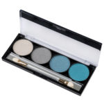 Mildlook Тени для век 4 цвета Eye Shadow Cream, D5004, тон 07, 12 г 2