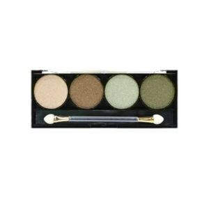 Mildlook Тени для век 4 цвета Eye Shadow Cream, D5004, тон 08, 12 г 26