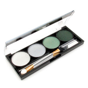 Mildlook Тени для век 4 цвета Eye Shadow Cream, D5004, тон 09, 12 г 27