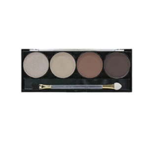 Mildlook Тени для век 4 цвета Eye Shadow Cream, D5004, тон 10, 12 г 28