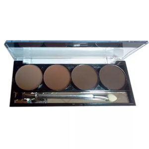 Mildlook Тени для век 4 цвета Eye Shadow Cream, D5004, тон 11, 12 г 29