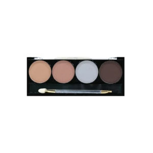 Mildlook Тени для век 4 цвета Eye Shadow Cream, D5004, тон 13, 12 г 31