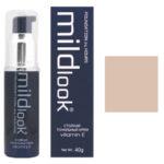 Mildlook Тональный крем стойкий с витамином Е Foundation 24 Hours, F8021, тон 01, 40 мл 1