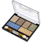 Mildlook Тени для век 6 цветов Fabulous Eyeshadow, ES 5096, палитра 04, 12 г 2