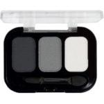 Parisa Тени компактные 3-х цветные Abundance Eyeshadow тон 01, 5.6 г 1