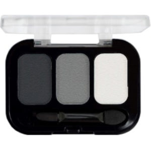Parisa Тени компактные 3-х цветные Abundance Eyeshadow тон 01, 5.6 г 3